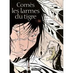 Bandes dessinées Les larmes du tigre