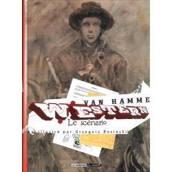 Bandes dessinées Western HS Le Scénario