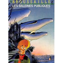 Bandes dessinées Broussaille 01