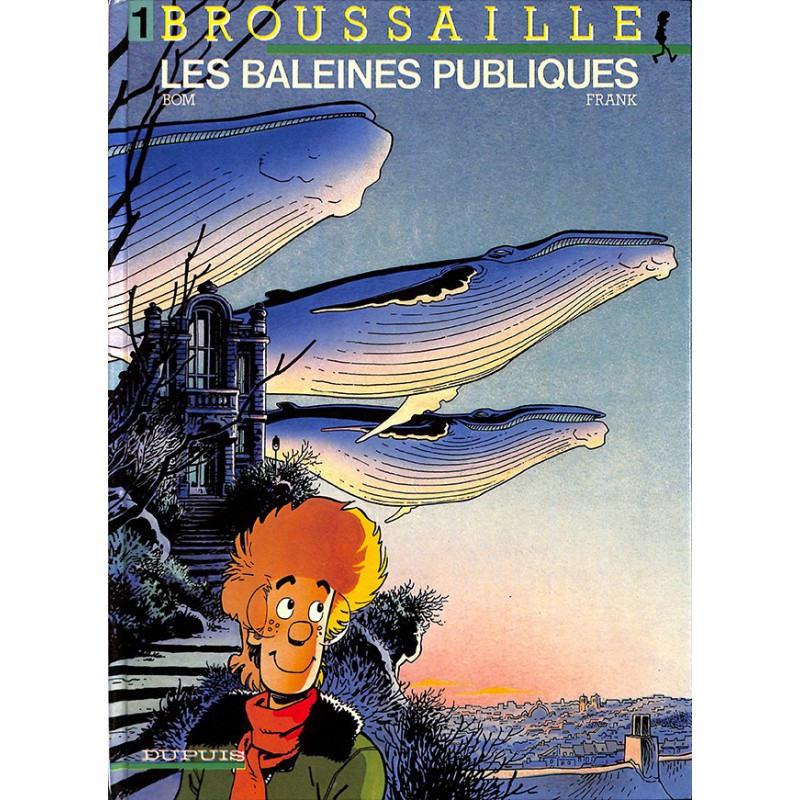 ABAO Bandes dessinées Broussaille 01