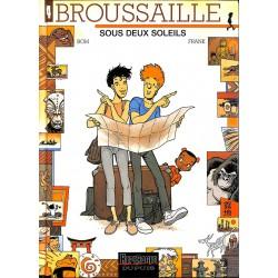 Bandes dessinées Broussaille 04