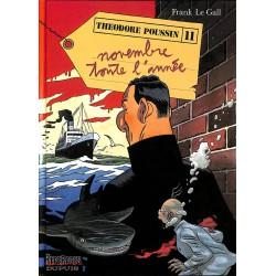 Bandes dessinées Théodore Poussin 11