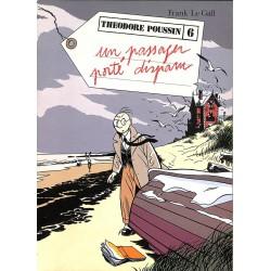 ABAO Bandes dessinées Theodore Poussin 06 + carnet de croquis et emboitage