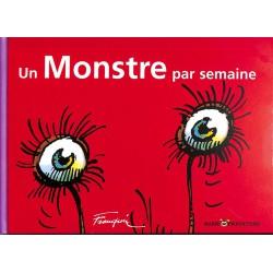 Bandes dessinées Franquin - Un monstre par semaine
