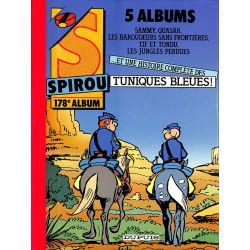 Bandes dessinées Spirou album n°178