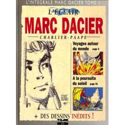 ABAO Bandes dessinées Marc Dacier Intégrale 01