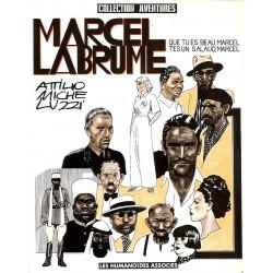 Bandes dessinées Marcel Labrume 01