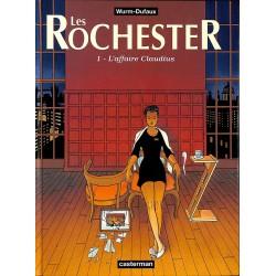 Bandes dessinées Les Rochester 01