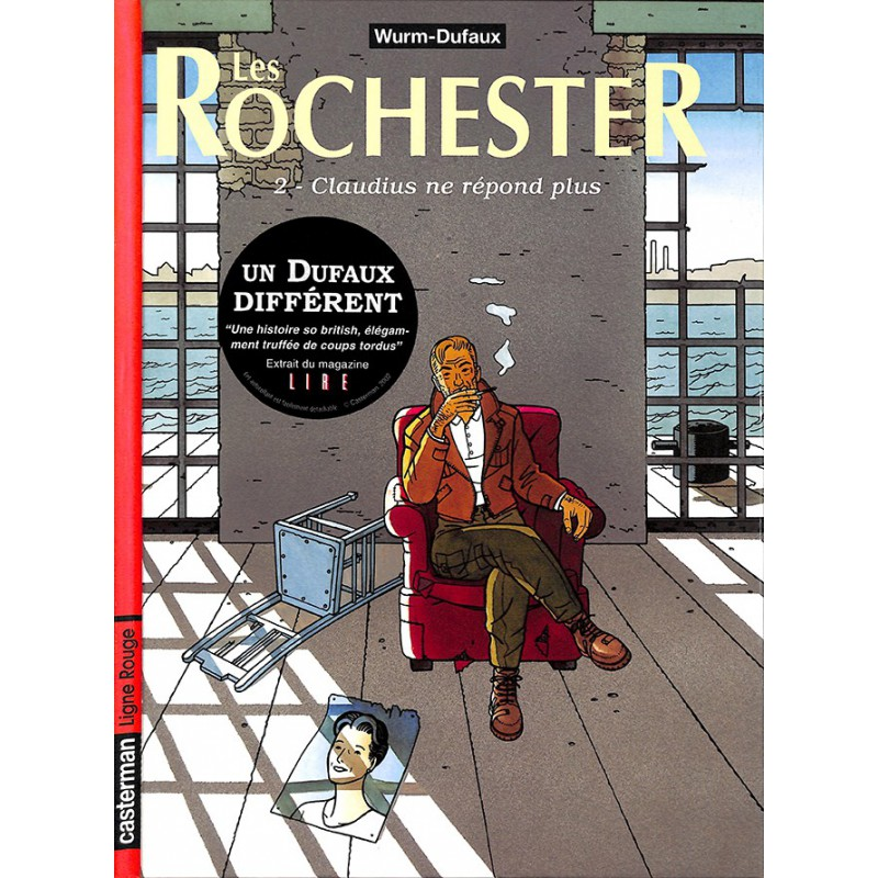 ABAO Bandes dessinées Les Rochester 02