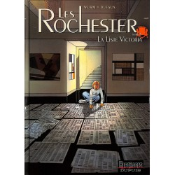 Bandes dessinées Les Rochester 03
