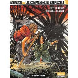 Bandes dessinées Les Compagnons du crépuscule 02