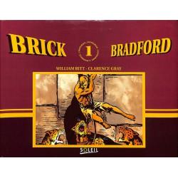 ABAO Bandes dessinées Brick Bradford (Soleil) 01