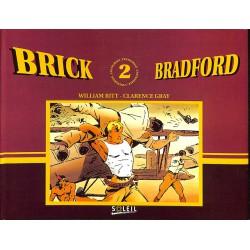 ABAO Bandes dessinées Brick Bradford (Soleil) 02