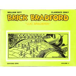 Bandes dessinées Brick Bradford (Serg) 02
