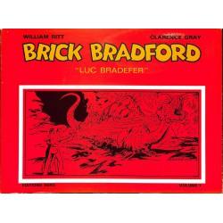 Bandes dessinées Brick Bradford (Serg) 01