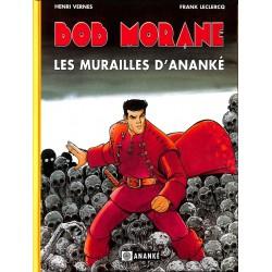 Bandes dessinées Bob Morane (Leclercq) 01