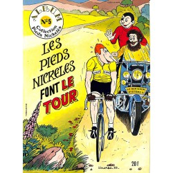 Bandes dessinées Les Pieds Nickelés (SPE-Ventillard) 05
