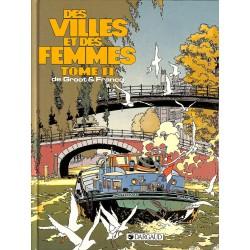 Bandes dessinées Des villes et des femmes 02