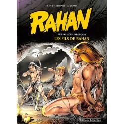 Bandes dessinées Rahan (Lecureux) 03
