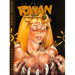 Bandes dessinées Le Petit Rahan 01
