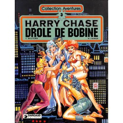 ABAO Bandes dessinées Harry Chase 02