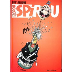 Bandes dessinées Spirou album n°281