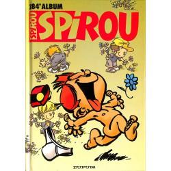 Bandes dessinées Spirou album n°284