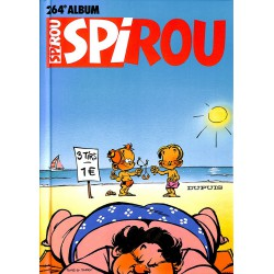 Bandes dessinées Spirou album n°264