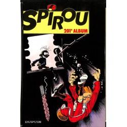 Bandes dessinées Spirou album n°201