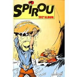 Bandes dessinées Spirou album n°202