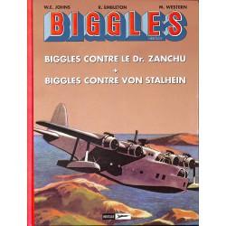 Bandes dessinées Biggles (Héritage) 01