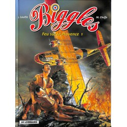Bandes dessinées Biggles 19