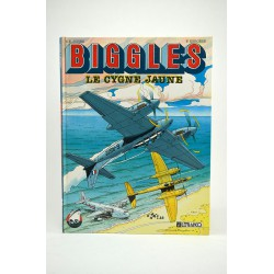 Bandes dessinées Biggles 01