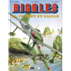 Bandes dessinées Biggles 09