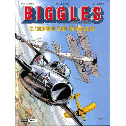 ABAO Bandes dessinées Biggles 11