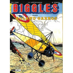 Bandes dessinées Biggles (raconte) 04