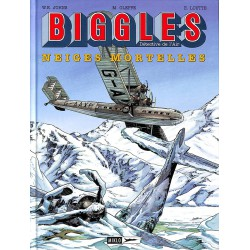 ABAO Bandes dessinées Biggles 13