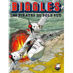 Bandes dessinées Biggles 02