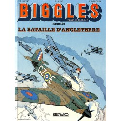 Bandes dessinées Biggles (raconte) 01