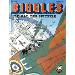 Bandes dessinées Biggles 03