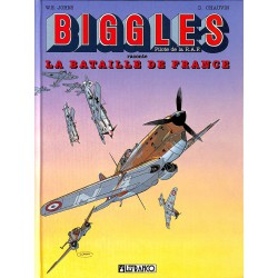 Bandes dessinées Biggles (raconte) 02
