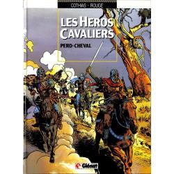 ABAO Bandes dessinées Les Héros cavaliers 01