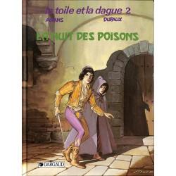 Bandes dessinées La Toile et la dague 02