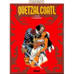 ABAO Bandes dessinées Quetzalcoatl 05
