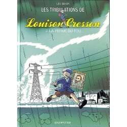 Bandes dessinées Louison Cresson 02