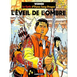 ABAO Bandes dessinées Le Cycle d'Oyasu Sang-Dragon 01 + Dédicace