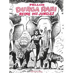 ABAO Bandes dessinées Durga Râni (Serg) 02