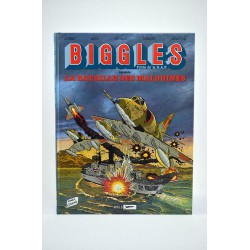 ABAO Bandes dessinées Biggles 12