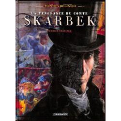 ABAO Bandes dessinées La Vengeance du Comte de Skarbek 01