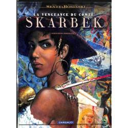 ABAO Bandes dessinées La Vengeance du Comte de Skarbek 02 + pochette de 6 tirés à part